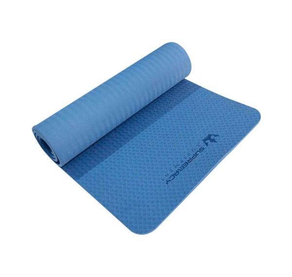 Mat de yoga plus 1cm Supremacy