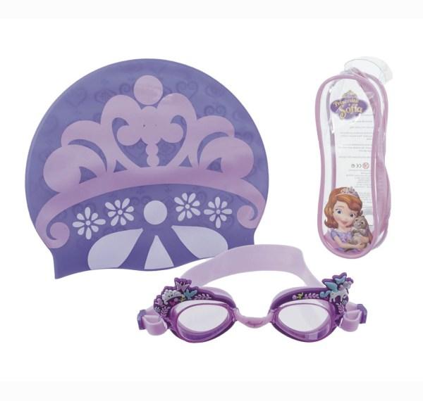 Set de Natación Princesa Sofia