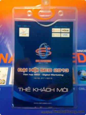 Đại hội SEO 2013 tại Hà Nội.