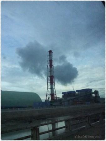 Nhà máy Nhiệt điện Nghi Sơn, làm ra chắc chỉ để phục vụ cho nhà máy lọc dầu!