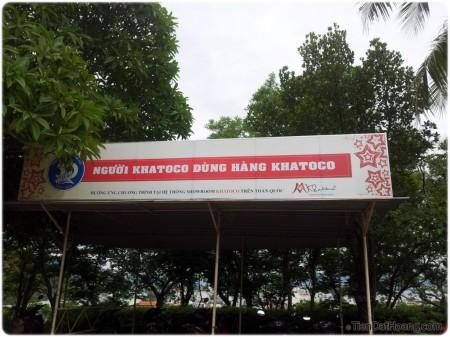 Người Khatoco dùng hàng Khatoco.