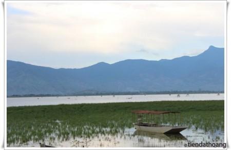 Hồ Lăk - góc nhiều nước :D