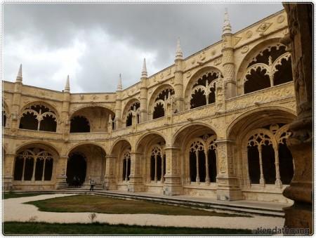 Jeronimos Monastery.