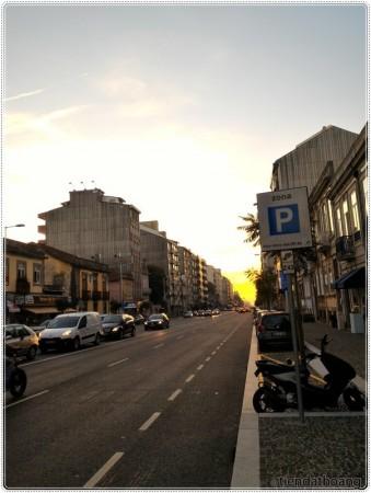 Tạm biệt Porto.