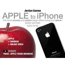 truco de magia apple to iphone