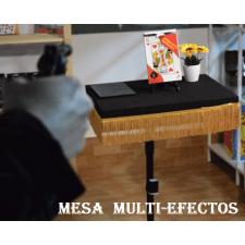 mesa multiefectos - fabricación artesanal - tienda trucos magia
