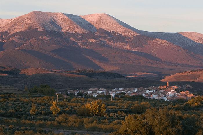 Vera El Moncayo Panoramica