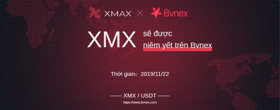 bvnex-chinh-thuc-niem-yet-xmax-xmx-tiendientuorg