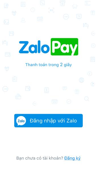 Cách đăng ký ZaloPay
