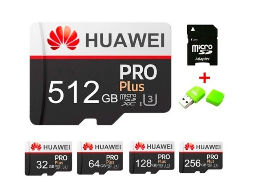 Tarjeta SDXC 512 GB Huawei