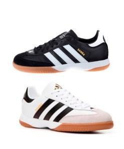 Tenis-Zapatillas-Samba-2-Millenium-Hombre-Clásicas-Retro Original