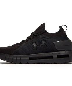 Tenis-Zapatillas- U Armour-Hombre-Running-Fitness-Phantom-HOVR-Negro- 2020