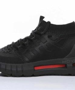 Zapatillas-U-Armour-Hovr- Phantom-Negro-Hombre 2020