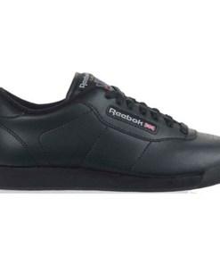 Zapatillas-Rbk Princesa-Negro-Mujer Hombre coloegio 2020