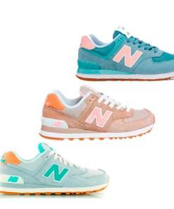 Zapatillas NB 574 Clásicas Mujer
