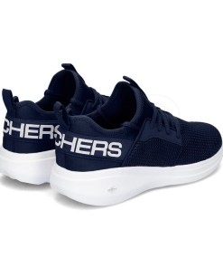Zapatillas-Skecher-Gorun-Fast-Azul-Mujer-2020