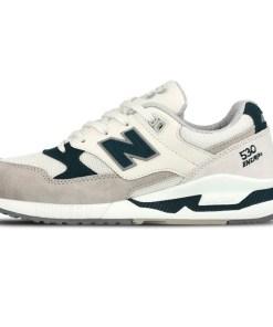 tenis-zapatillas-NB 530-hombre-Gris-blanco-azul