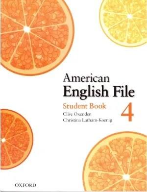 American-English-File-4
