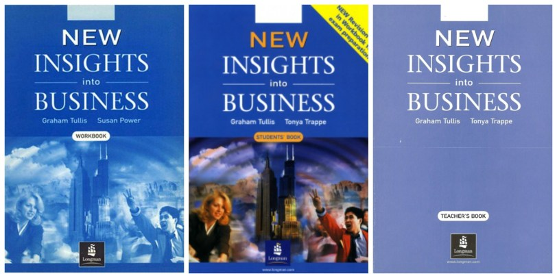 New Insights into Business - Longman