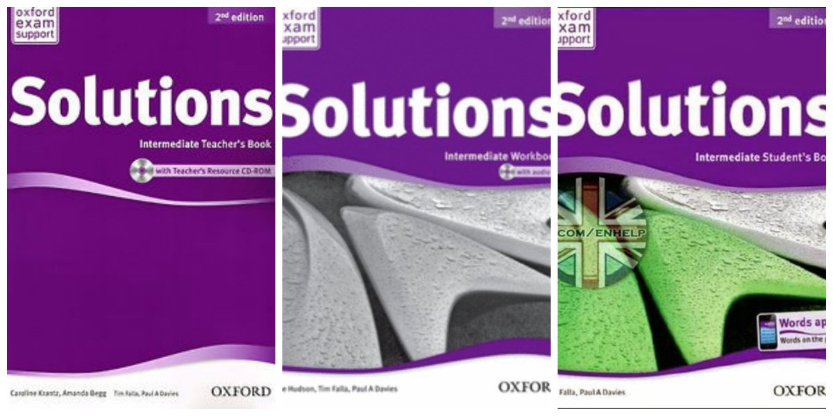 Oxford Solutions 2nd Edition Intermediate
