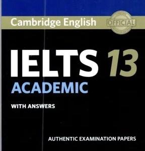 Cambridge IELTS Academic 13