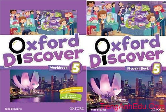 Oxford Discover 5