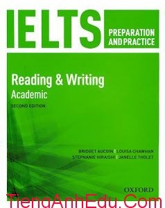 IELTS Preparation & Practice Reading & Writing Academic
