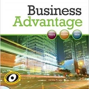Business Advantage Upper-intermediate