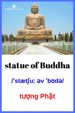 38 Từ vựng tiếng Anh chủ đề về Phật Giáo