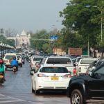 Xe cộ trong tiếng Lào
