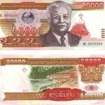 Tiền Kip Lào