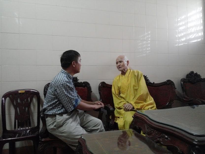Ý Dân: Trả lời ông Võ Văn Ái về bài viết âm mưu phá hoại cuộc đấu tranh cho Nhân quyền và Tự do Tôn giáo của hai Dư Luận viên Thục Vũ — Ý Dân