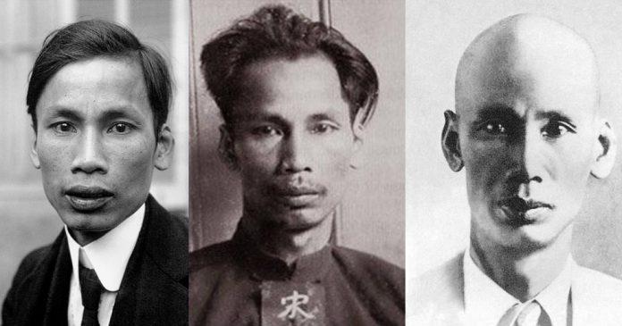 Trần Gia Phụng: Hồ sơ Nguyễn Ái Quốc bị tù ở  Hong-Kong.