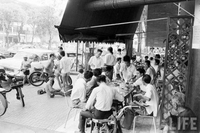 Phạm Công Luận: Sài Gòn xưa - Chuyện ly cà phê 74