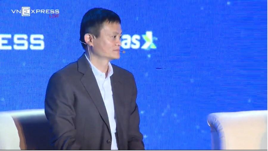 Tại sao Jack Ma sử dụng tiếng Anh tại diễn đàn thanh toán điện tử VRPF 2017 \u2013 tiengtrunghanoi.net (Youtube: học tiếng Trung cùng Nguyễn Hữu Dương)