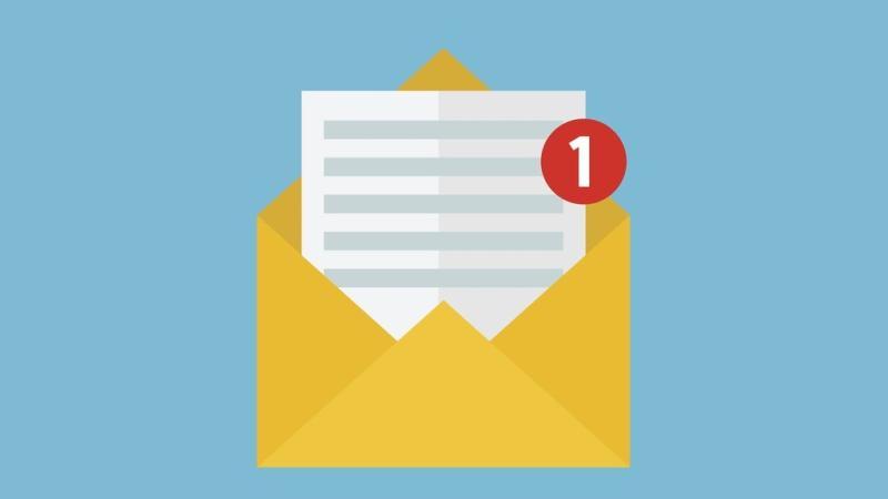 Nhận thông báo email mới theo cách lập trình viên