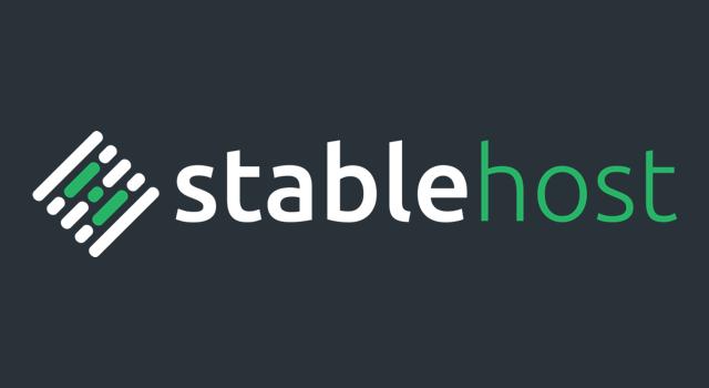 StableHost Logo