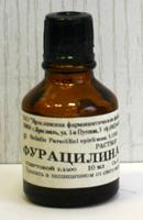 Что будет если проглотить таблетку фурацилина