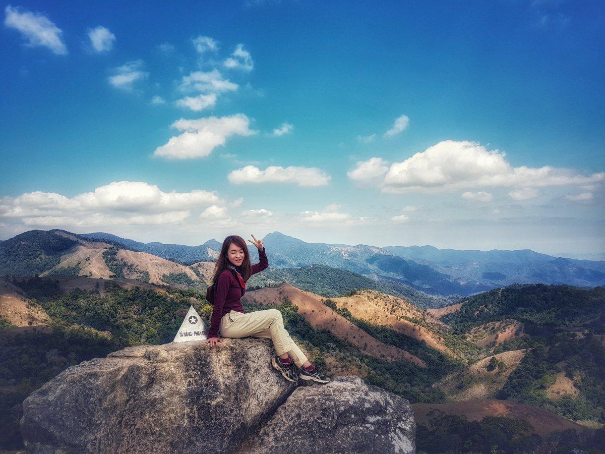 Ti Trekking T Ng Phan Tien Tran