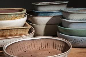 3. Keramik-Bonsaischalen