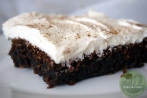 Bier-Brownies