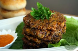 Quinoa-Patty