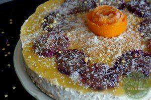 Spekulatius-Orangen-Torte-o