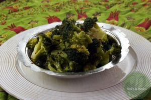 Brokoli Salatası – Brokkolisalat