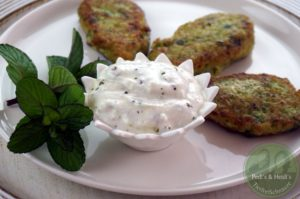 Cacık – Knoblauchjoghurt