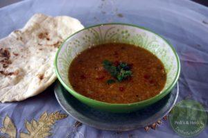 Ezogelin Çorbası – Ezogelin Suppe (Die Suppe der Braut Ezo)