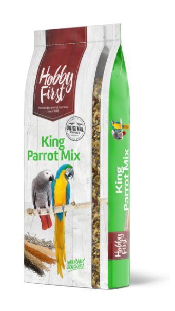 Hobbyfirst King Papagei Basic 15kg