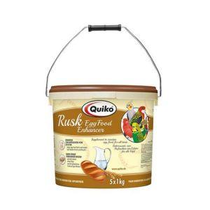 Quiko Rusk 5kg - Spezialfutterzusatz