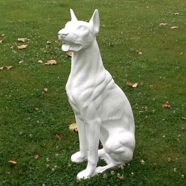 Deko Windhund als Rohling oder in Ihrer Wunschfarbe bemalt