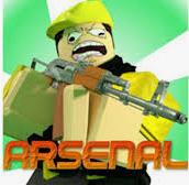 create a roblox arsenal map tier list